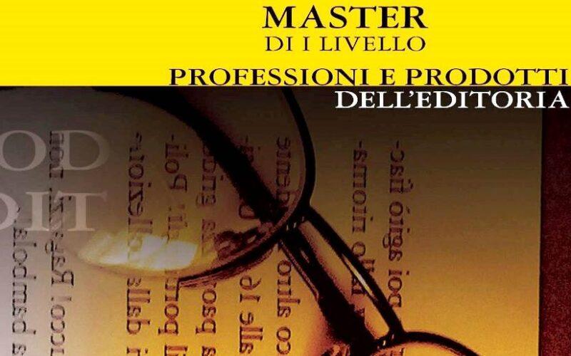 Master Editoria presso l'Università di Pavia