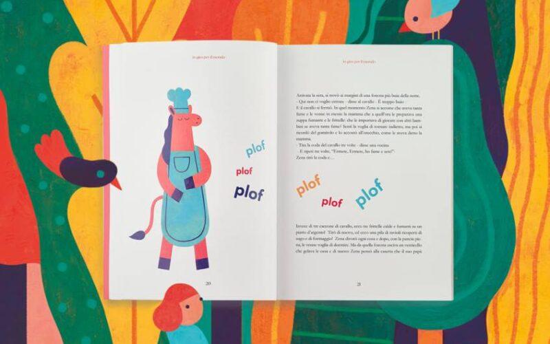 """""""Le Favole di Zena"""": 10 racconti illustrati per bambini a sostegno delle famiglie in oncologia pediatrica"""