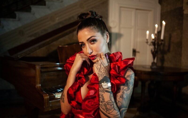 """Il nuovo video """"Wap Italian Remix"""" di Lucky Luciana"""