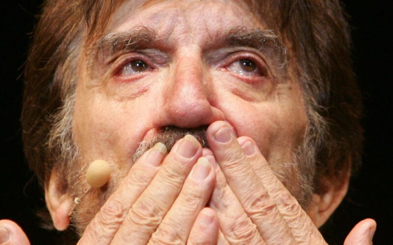 """Gigi Proietti: """"Questo amore"""". Addio maestro!"""
