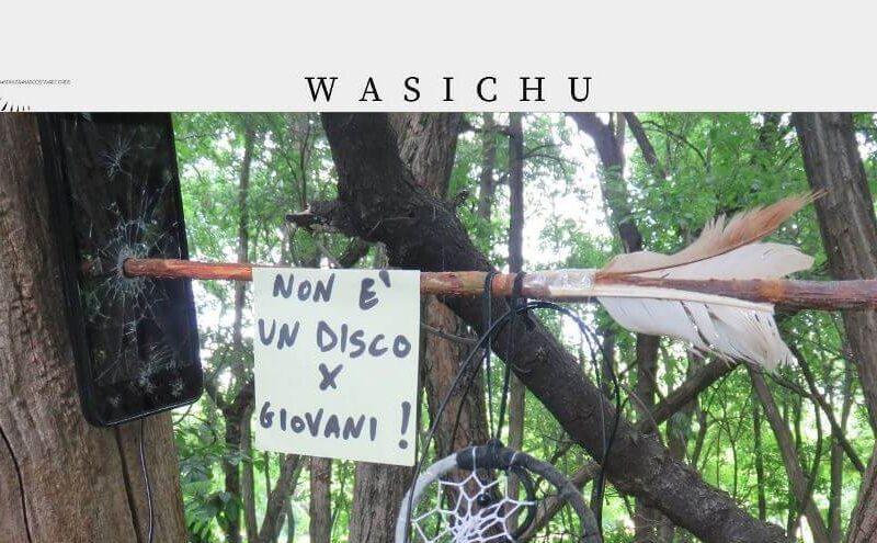 """Uscito l'album di esordio di Wasichu """"Non è un disco per giovani"""""""