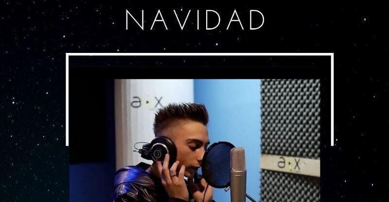 "In radio e sui digital stores, singolo con video, ""NAVIDAD"" di Pedro"