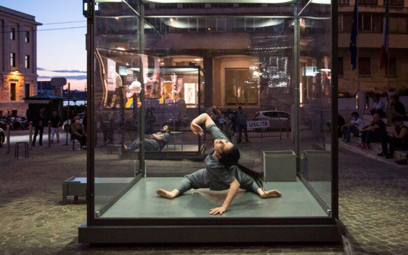 L'attore nella casa di cristallo – Teatro ai tempi della Grande Epidemia