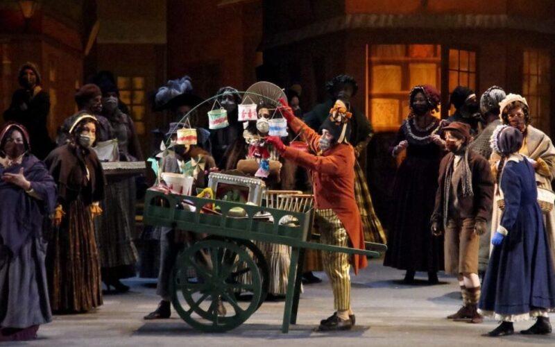 "On line ""La bohème"" dal Teatro Regio di Torino"