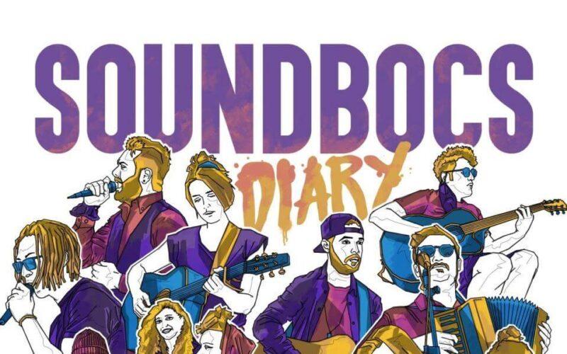 """""""Sound BoCS Diary"""" lettura aumentata da Musica contro le mafie"""
