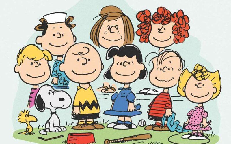 Charlie Brown e i Peanuts compiono settant'anni di vita
