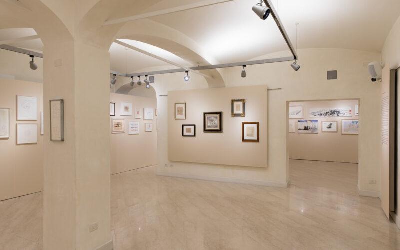 """Apre """"141 – Un secolo di disegno in Italia"""" a Bologna"""