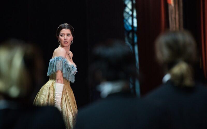 """Con """"Traviata"""" si rinnova il successo del film-opera di Mario Martone"""