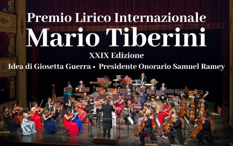Il Premio Tiberini 2021 al Rossini di Pesaro