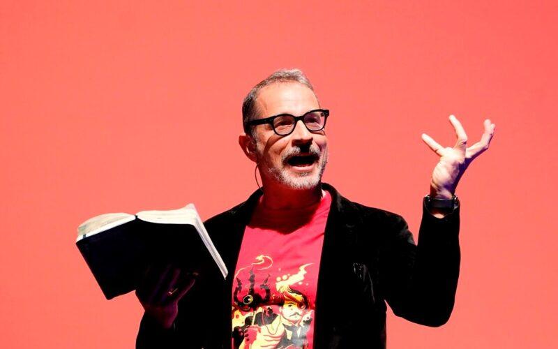 """A Bergamo lo show di Francesco Micheli """"Donizetti Revolution vol. 7"""" per presentare il Donizetti Opera Festival"""