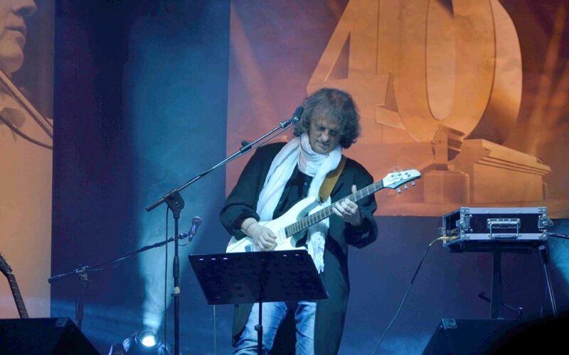 Intervista a Gianfranco Caliendo, già voce e chitarrista de Il Giardino dei Semplici, sul suo nuovo interessante progetto