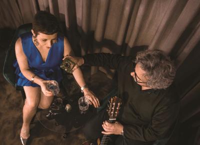 """All'uscita del disco """"Coracao Vagabundo"""" abbiamo intervistato il duo Francesca Leone e Guido Di Leone"""