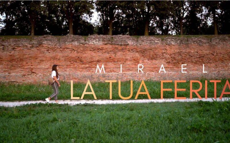 """Mirael presenta a Ferrara il videoclip del brano """"La tua ferita"""""""