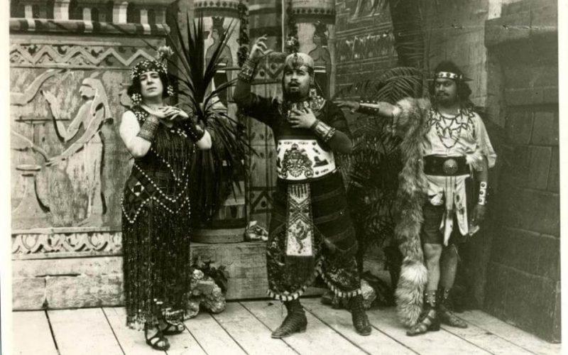"""Ritorna """"Aida"""" allo Sferisterio di Macerata nella classica edizione del 1921"""
