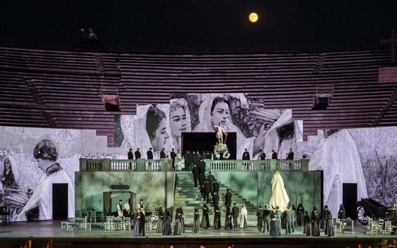 """""""Cavalleria rusticana"""" apre la stagione dell'Arena di Verona"""