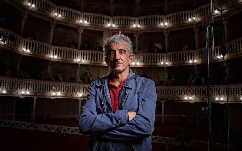 Sergio Rubini e le sue disavventure domestiche
