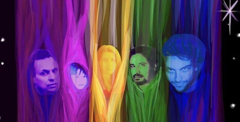 """Uscito """"Starship To Heaven"""" di Andrea Pizzo and The Purple Mice"""