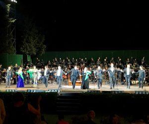 """Bel """"Trovatore"""" nel Teatro di Verdura a Palermo"""