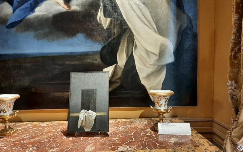"""""""Metafisica di una stanza"""" alla Pinacoteca Civica di Ascoli Piceno"""