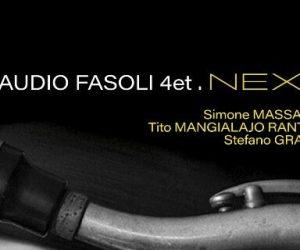"""""""Next"""" il nuovo CD del Claudio Fasoli Next Quartet"""