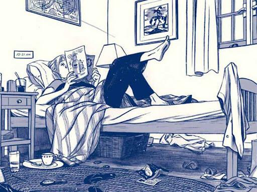 """A Bologna la mostra """"Tra passato e futuro. Vent'anni di graphic novel in Italia"""""""