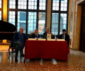 """Virginia Colombati """"raccontata"""" a Venezia"""