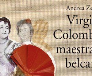 """Presentazione a Venezia del libro di Andrea Zepponi """"Virginia Colombati, maestra di belcanto"""""""
