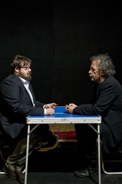 Giuseppe Battiston e Gianmaria Testa a Milano