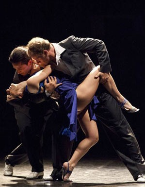 SABOR DE TANGO: il tango nella sua essenza